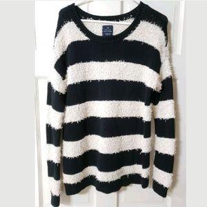 American Eagle Vintage Boyfriend Sweater Sz S